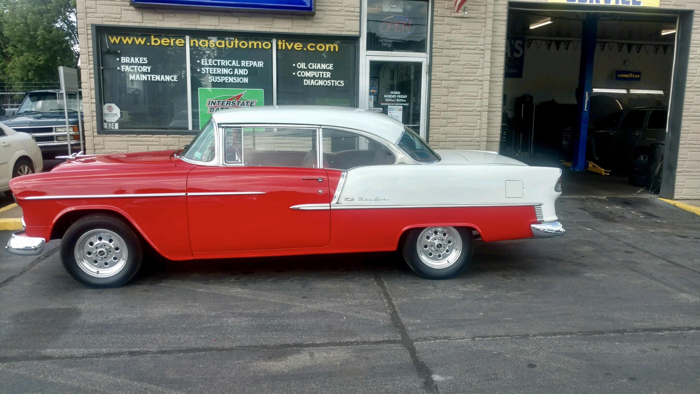 Classic Car Repair Niles Austintown | Berena\'s Automotive Center