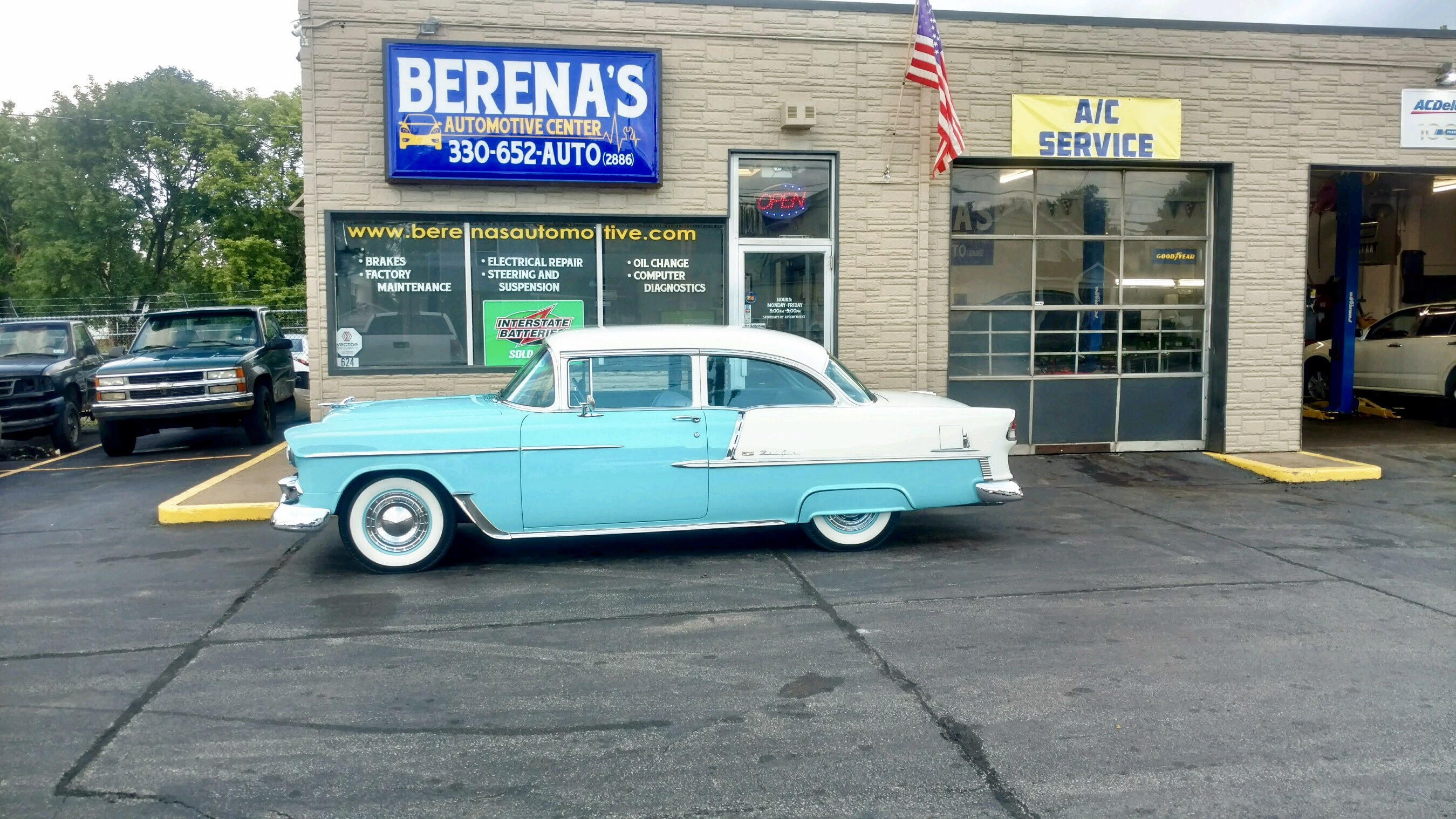 Classic Car Repair Niles Austintown | Berena\'s Automotive Center